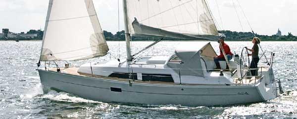 Аренда яхты Hanse 320 (2Cab)  /2010