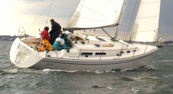 Shipyards > Hanse > Hanse 341 (3Cab)