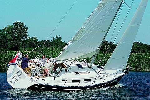 Yacht Charter Hanse 341 ...