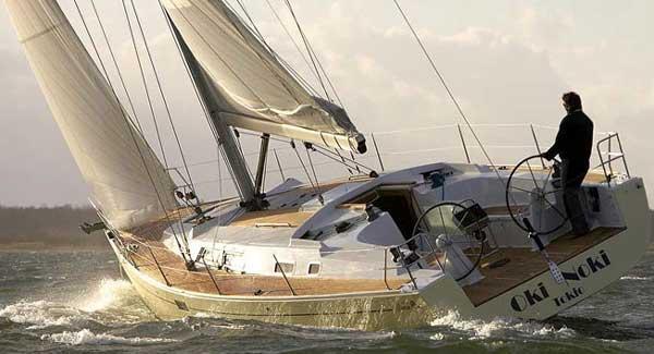 Shipyards > Hanse > Hanse 430 (3Cab)
