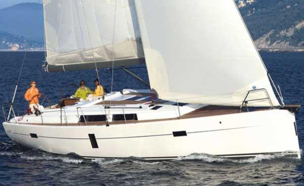 Yacht Charter Hanse 445 (4Cab). Croatia > Marina Kastela > Hanse 445 (4Cab)