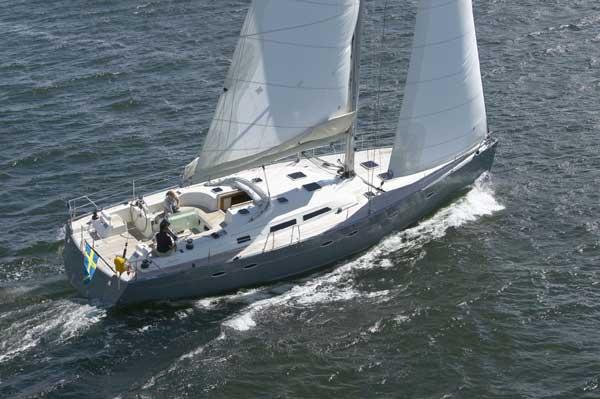 Аренда яхты Hanse 540e (4Cab)  /2007