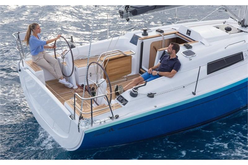 Аренда яхты Hanse 315  /2020