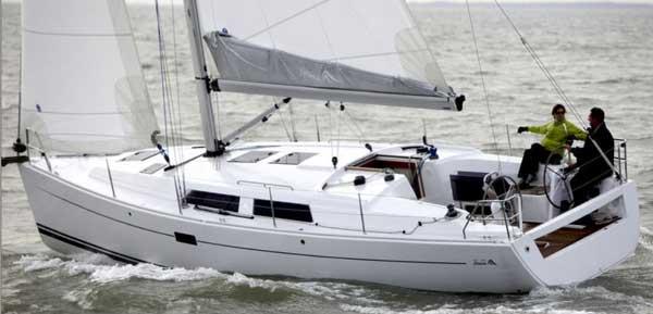 Аренда яхты Hanse 375 (3Cab)  /2011