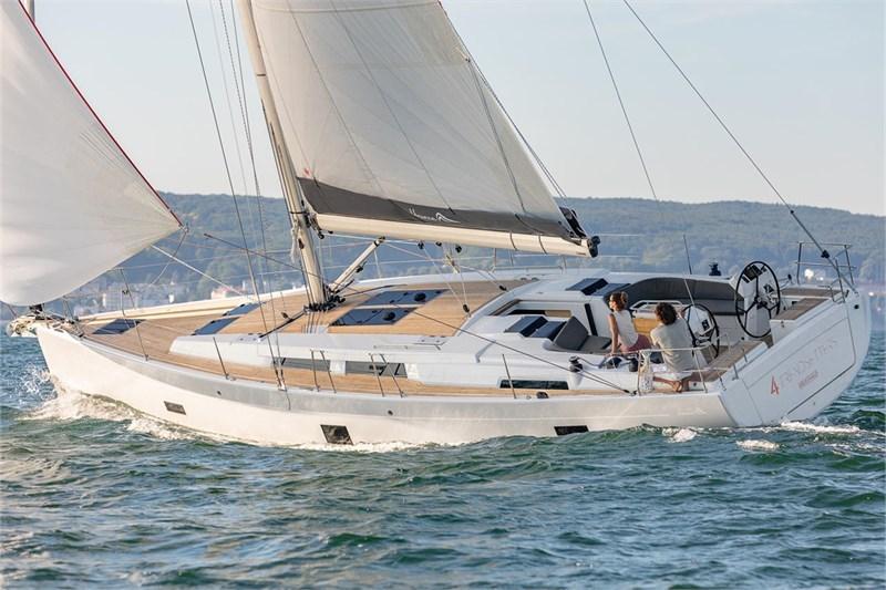 Аренда яхты Hanse 458 (4Cab)  /2020