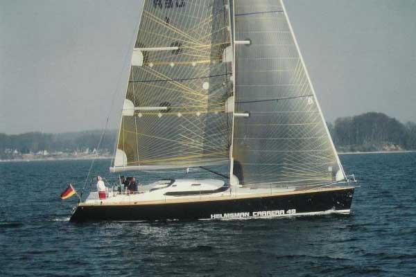 Аренда яхты Helmsman C49 (3Cab)  /2000