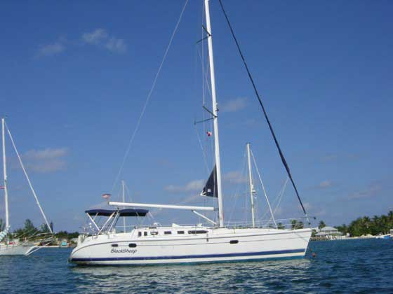 Yacht Charter Hunter 460 - Palmetto - St. Petersburg - Florida - United ...
