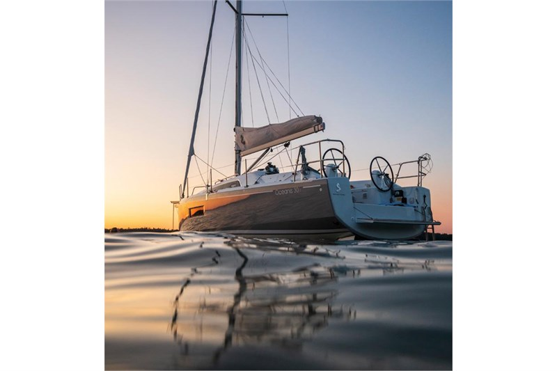 Аренда яхты Oceanis 30.1 (2Cab)  /2020