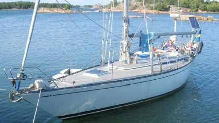 Yacht Charter Iw40 Nyk 246 Ping Stockholm Eastern Sweden