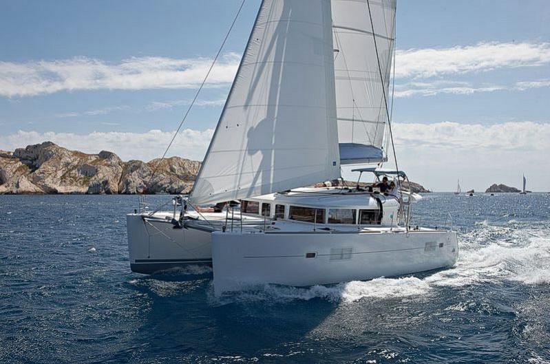 Аренда яхты Lagoon 400-S2 (4Cab)  /2014
