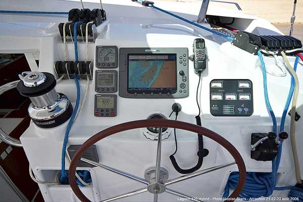 Yacht Charter Lagoon 420 ...