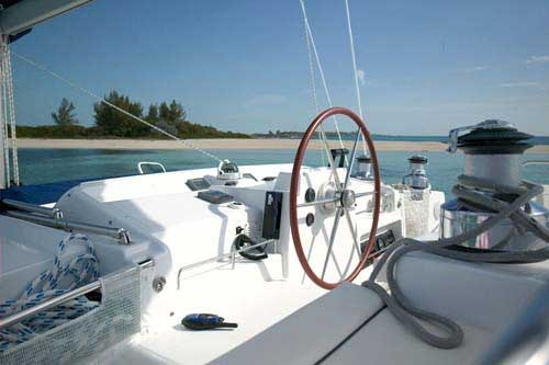 Yacht Charter Lagoon 440 ...