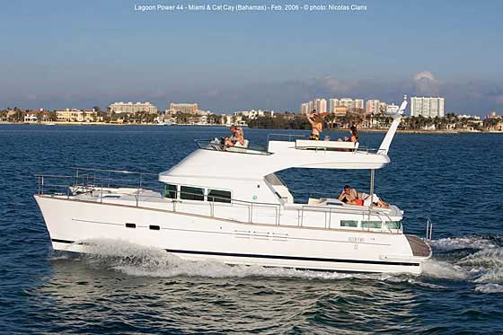 Lagoon power 44