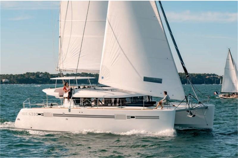 Аренда яхты Lagoon 450 S (4Cab)  /2016