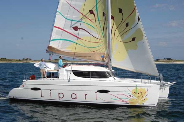 Аренда яхты Lipari 41 (4Cab)  /2009