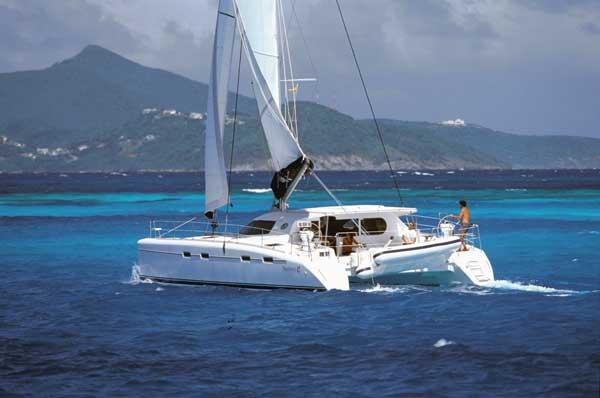 Аренда яхты Nautitech 47 (6Cab)  /2008