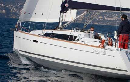 Аренда яхты Oceanis 31 (2Cab)  /2010
