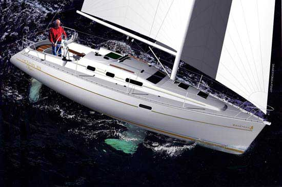 Аренда яхты Oceanis 323 (2Cab)  /2005