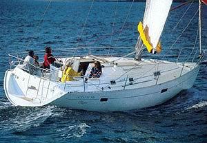 Аренда яхты Oceanis 361 (3Cab)  /2002
