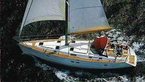Аренда яхты Oceanis 411 (3Cab)  /2020