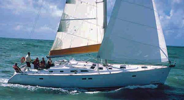 Аренда яхты Oceanis 473 (3Cab)  /2003