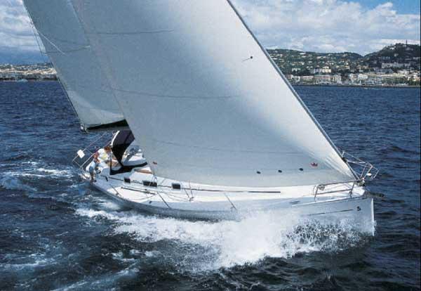 Аренда яхты Oceanis 343 (3Cab)  /2007