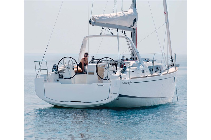 Аренда яхты Oceanis 35.1  /2018