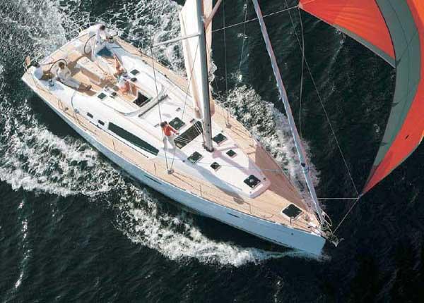 Аренда яхты Oceanis 50 (3Cab)  /2009