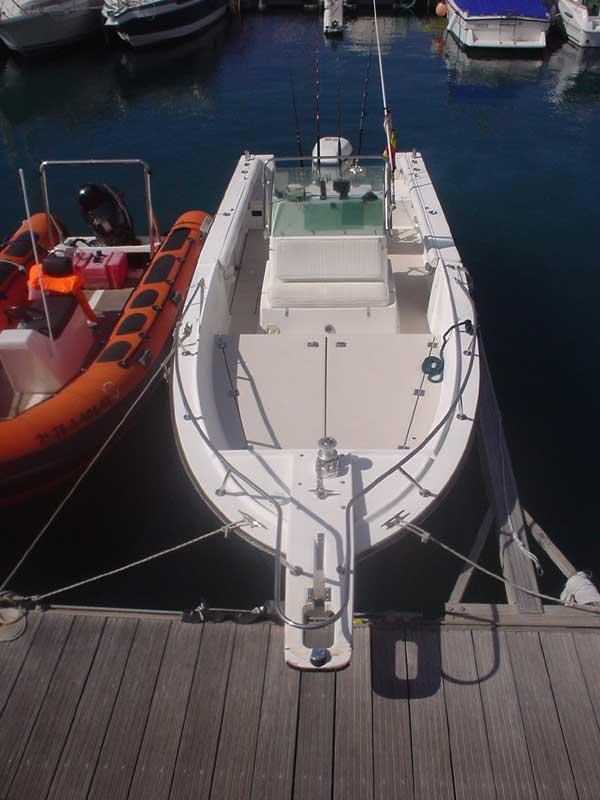 Yacht Charter Robalo 2320 - Santa Cruz de Tenerife - Tenerife ...
