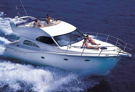 Yacht Charter Rodman 41