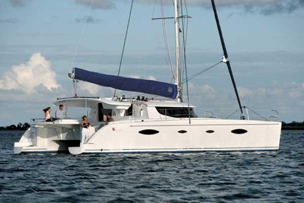 Аренда яхты Salina 48 (4Cab)  /2008