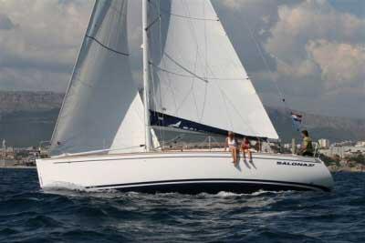 Аренда яхты Salona 37 (3Cab)  /2006