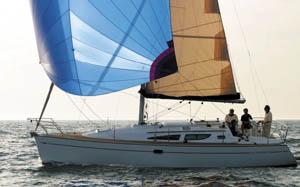 Аренда яхты Sun Odyssey 35 (2Cab)  /2004