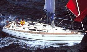Аренда яхты Sun Odyssey 40 (3Cab)  /2002