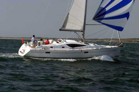 Аренда яхты Sun Odyssey 42 DS (2Cab)  /2011