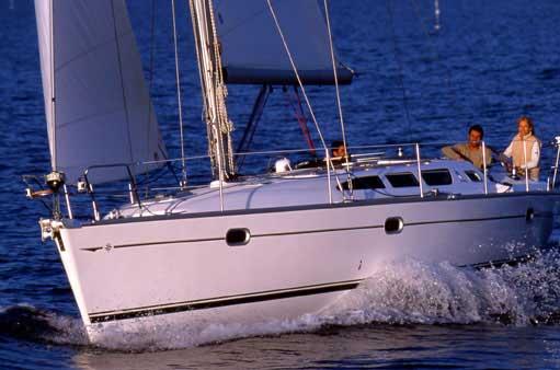 Аренда яхты Sun Odyssey 40.3 (3Cab)  /2005