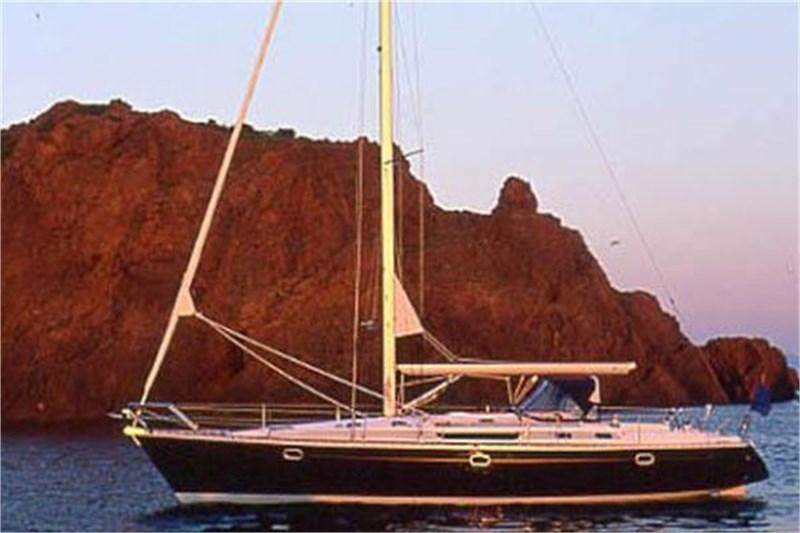 Аренда яхты Sun Odyssey 45.2 (4Cab)  /2003