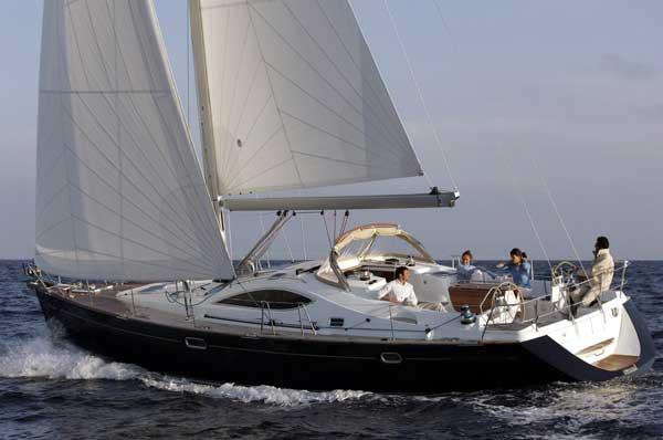 Shipyards > Jeanneau > Sun Odyssey 49 DS (3Cab)