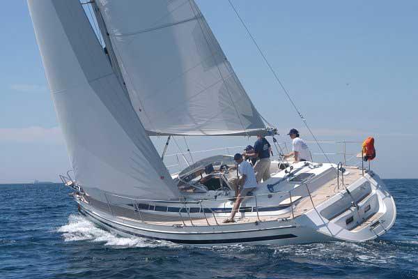 Аренда яхты Sunbeam 37 (2Cab)  /2006