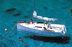 Аренда яхты Sun Fast 26 (2Cab)  /2003