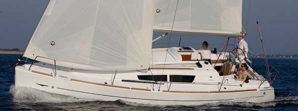 Аренда яхты Sun Odyssey 33i  /2013