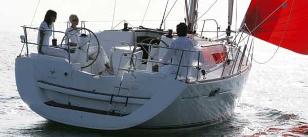 Аренда яхты Sun Odyssey 39i (3Cab)  /2006