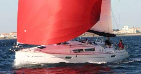 Аренда яхты Sun Odyssey 39i  Performance (3Cab)  /2008