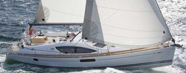 Аренда яхты Sun Odyssey 45 DS (3Cab)  /2009