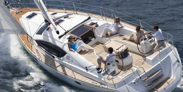 Yacht Charter Sun Odyssey 45 DS ...
