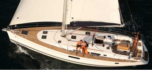 Аренда яхты Sun Odyssey 49i (4Cab)  /2011