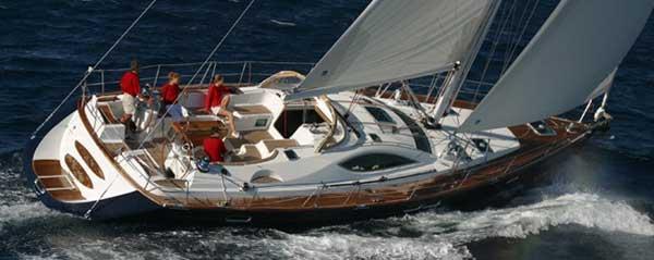 Аренда яхты Sun Odyssey 54 DS (4Cab)  /2005
