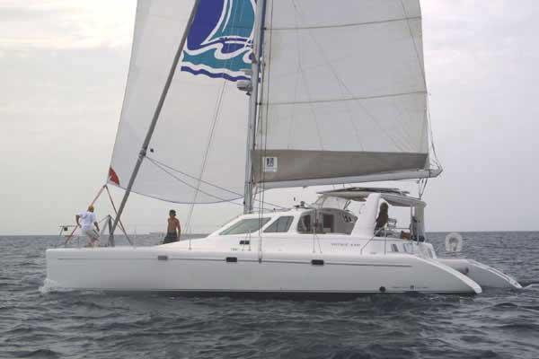 Аренда яхты Voyage 440 (4Cab)  /2006