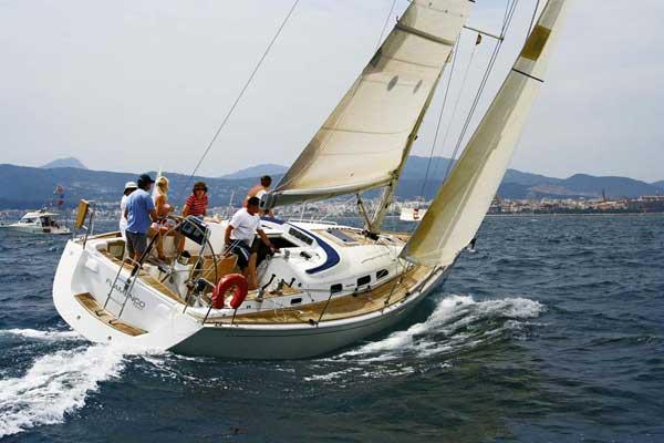 Shipyards > X-Yachts > X-Yacht 40
