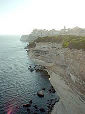 Corse - Bonifacia - Cliff